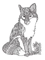 zentangle-fox-coloring-pages-3