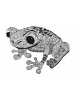 zentangle-frog-coloring-pages-8