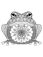 zentangle-frog-coloring-pages-9