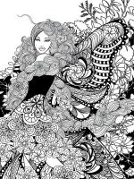 zentangle-girl-coloring-pages-23