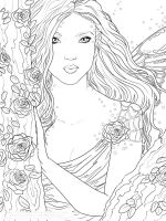 zentangle-girl-coloring-pages-4