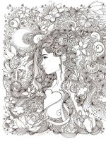 zentangle-girl-coloring-pages-5