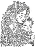 zentangle-girl-coloring-pages-8