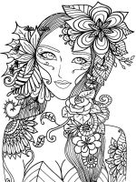 zentangle-girl-coloring-pages-9