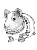 zentangle-hamster-coloring-pages-1
