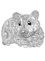 zentangle-hamster-coloring-pages-2