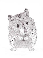 zentangle-hamster-coloring-pages-3