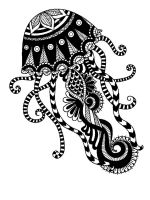 zentangle-jellyfish-coloring-pages-10