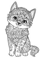 zentangle-kitten-coloring-pages-13