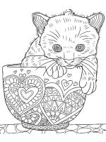 zentangle-kitten-coloring-pages-2