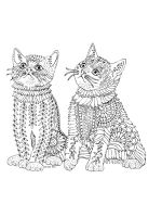zentangle-kitten-coloring-pages-3