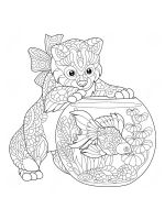 zentangle-kitten-coloring-pages-5