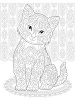 zentangle-kitten-coloring-pages-7
