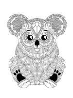 zentangle-koala-coloring-pages-7