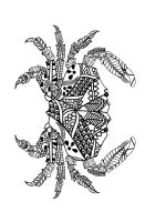 zentangle-krab-coloring-pages-3