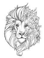 lion-coloring-pages-for-adults-1