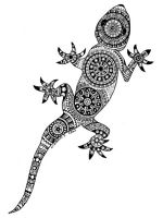 zentangle-lizard-coloring-pages-5