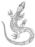 zentangle-lizard-coloring-pages-9