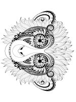 zentangle-monkey-coloring-pages-12