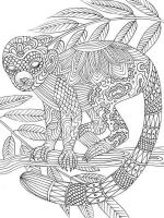 zentangle-monkey-coloring-pages-4