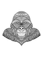 zentangle-monkey-coloring-pages-5