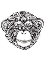 zentangle-monkey-coloring-pages-6