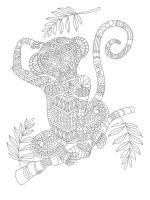 zentangle-monkey-coloring-pages-8