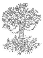 zentangle-oak-coloring-pages-1