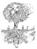 zentangle-oak-coloring-pages-6