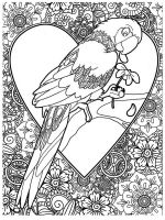 zentangle-parrot-coloring-pages-1