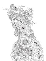 zentangle-parrot-coloring-pages-2