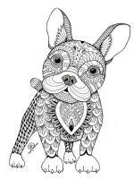 zentangle-puppy-coloring-pages-7