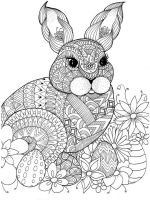 zentangle-rabbit-coloring-pages-10