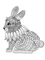 zentangle-rabbit-coloring-pages-6