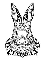 zentangle-rabbit-coloring-pages-8