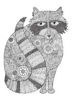 zentangle-raccoon-coloring-pages-9