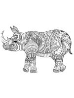 zentangle-rhino-coloring-pages-7
