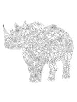zentangle-rhino-coloring-pages-8