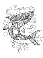 zentangle-shark-coloring-pages-3