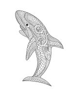 zentangle-shark-coloring-pages-4