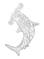 zentangle-shark-coloring-pages-5