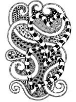 zentangle-snake-coloring-pages-4