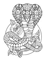 zentangle-snake-coloring-pages-7