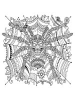 zentangle-spider-coloring-pages-2