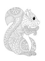 zentangle-squirrel-coloring-pages-8
