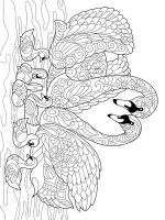 zentangle-swan-coloring-pages-9