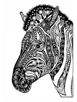 zentangle-zebra-coloring-pages-3