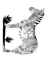 zentangle-zebra-coloring-pages-5