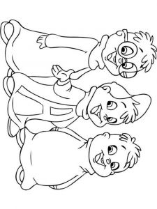 Alvin-and-the-Chipmunks-coloring-pages-1