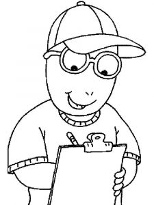 Arthur-coloring-pages-3